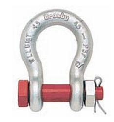 Bow Shackle from STEEL MART