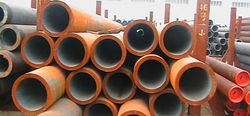 Alloy Steel Seamless Pipes & Tubes from SAGAR STEEL CORPORATION