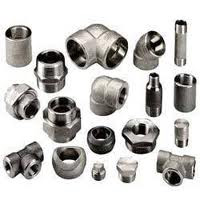 Alloy Forged Fittings from AVESTA STEELS & ALLOYS