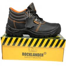 ROCKLANDER SAFETY SHOES from EXCEL TRADING COMPANY - L L C