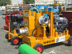 DEWATERING PUMP RENTAL IN UAE from RTS CONSTRUCTION EQUIPMENT RENTAL