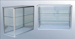 Aluminium & Glass Counters from SIS TECH GENERAL TRADING LLC