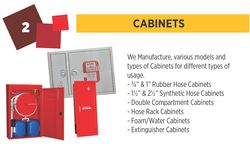 Fire Hose Rack, Reel, Foam/Water, Exting Cabinets  from SFFECO GLOBAL FZE