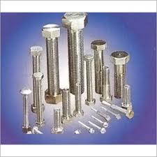 Stainless Steel NUt and Bolts from JAGMANI METAL INDUSTRIES