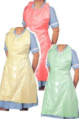 DISPOSABLE APRONS from EXCEL TRADING COMPANY - L L C