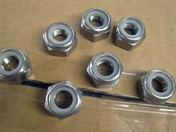 Inconel Hex Nuts   from NUMAX STEELS