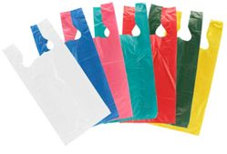 Shopping Bags in UAE from AL BARSHAA PLASTIC PRODUCT COMPANY LLC