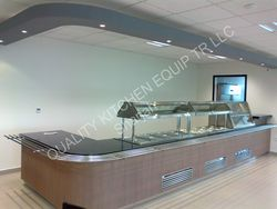 INTERIOR WORK from QUALITY KITCHEN EQUIPMENT TRADING LLC...