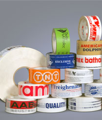BOPP PRINTED TAPE from GULF SAFETY EQUIPS TRADING LLC