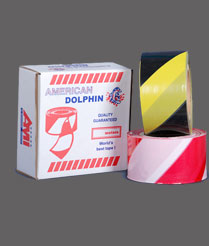 WARNING TAPE (Caution Tape) from GULF SAFETY EQUIPS TRADING LLC