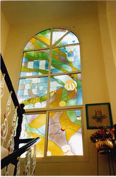 Stained Glass suppliers UAE from AL YASMEEN GLASS & DECOR