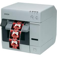 Epson Inkjet Colour Label Printer TM-C3400 from SIS TECH GENERAL TRADING LLC