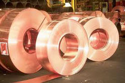 Copper Alloy Coils from STEEL SALES CO.