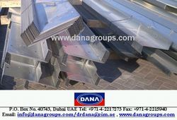 Z PURLINS C CHANNELS DECKING SHEETS PROFILE SHEETS from DANA GROUP UAE-INDIA-QATAR [WWW.DANAGROUPS.COM]
