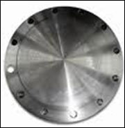 Carbon Steel Blind Flanges from ARIHANT STEEL CENTRE