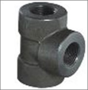 Carbon Steel Forged Tee from NUMAX STEELS