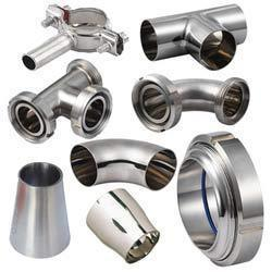 SS Dairy Pipe Fittings from SANGHVI OVERSEAS
