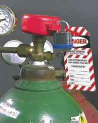 LOCKOUT TAGOUT DUBAI(Gate Valve Cylinder Lockout) from GULF SAFETY EQUIPS TRADING LLC