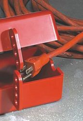 LOCKOUT TAGOUT DUBAI(Pneumatic Lockout) from GULF SAFETY EQUIPS TRADING LLC