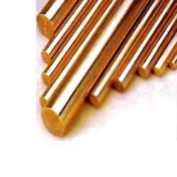 Copper Rods from SANGHVI OVERSEAS