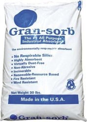 Gran sorb granules from GULF SAFETY EQUIPS TRADING LLC