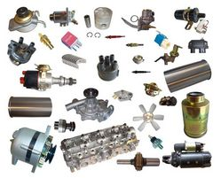 Engine Parts from AL JAZEERA AL ARABIAH AUTO SPARE PARTS TRDG