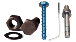 Mechanical Fixings from BRIGHT STAR CONSTRUCTION MATERIALS L.L.C.