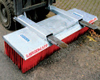 Forklift Industrial Sweeper attachment from CONSTROMECH FZCO