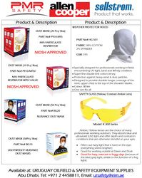SAFETY PRODUCTS FOR MISTY CONDITIONS from URUGUAY GROUP OF COMPANIES