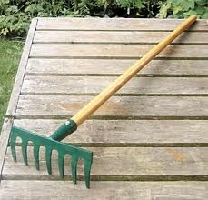 Garden Rake from FRIENDLY TRADING & CONTRACTING W.L.L.