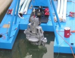 HYDRAULIC DRIVEN DREDGING PUMP Supplier in Abu Dhabi from ACE CENTRO ENTERPRISES