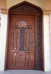 STEEL DOORS from AFLAJ MAJAN TRADING