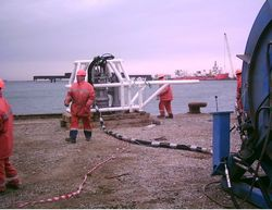DREDGING PUMP FOR OFFSHORE PETROCHEMICAL INDUSTRY from ACE CENTRO ENTERPRISES