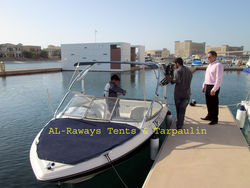 BOAT & YACHT DEALERS & EQUIPMENT SUPPLIERS from AL RAWAYS TENTS & CAR PARKING SUNSHADES