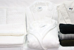 Bed Sheet & Pillow, Terry Towels from WHITE EMERALD TRADING EST