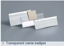 Name Badges from AL ASHRAFI TRADING LLC