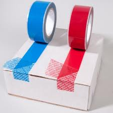 Security TAPES from AL ASHRAFI TRADING LLC