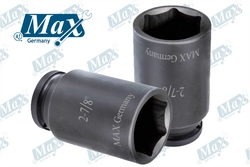 Deep Impact Socket 1/2 inch UAE from A ONE TOOLS TRADING LLC