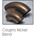 Coupro Nickel Bend from NEO IMPEX STAINLESS PVT. LTD.