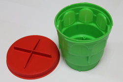 Junction Boxes from AL BARSHAA PLASTIC PRODUCT COMPANY LLC