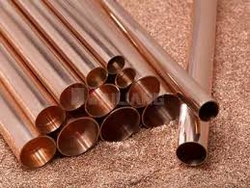 Copper Tubes from TIMES STEELS