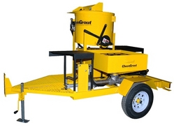 MOBILE GROUTING MACHINERY from ACE CENTRO ENTERPRISES
