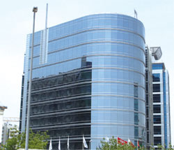 CURTAIN WALL from SOMAR ALUMINIUM & GLASS MANUFACTURING CO.(SAMCO)