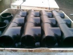 Alloy Steel A234 WP91 Equal Tee from KALIKUND STEEL & ENGG. CO.