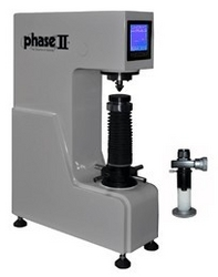 Digital Motorized BRINELL Hardness  tester from PHASE II INSTRUMENTS (BEIJING) LTD.