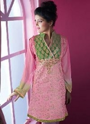 LATEST ARRIVAL KURTIS in UAE from DISHA EXPORTS