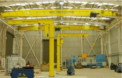 JIB CRANES SUPPLIERS from MAGNA ENTERPRISE