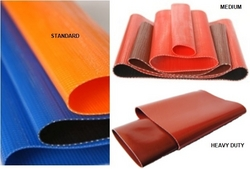 PVC Layflat Discharge Hoses from LEO ENGINEERING SERVICES LLC