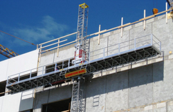 Mast Climber from CARRY ON BUILDING EQUIPMENT RENTAL LLC