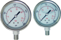 LIFECO Pressure Gauge from LICHFIELD FIRE & SAFETY EQUIPMENT FZE - LIFECO
